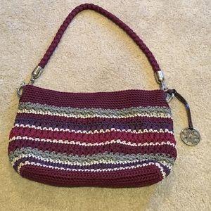 The Sak cute purple purse